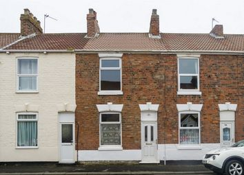 Thumbnail 2 bed terraced house for sale in South Cliff Road, Withernsea, East Riding Of Yorkshire