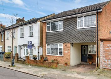 Thumbnail 3 bed detached house for sale in Merton Road, Enfield