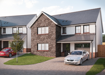 Thumbnail 5 bed detached house for sale in All Saints Way, Bridgend