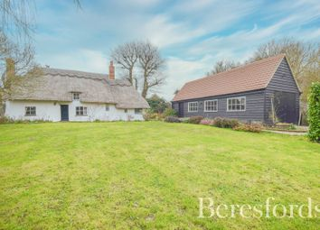 Thumbnail 4 bed cottage for sale in Stevens Lane, Felsted, Dunmow, Essex