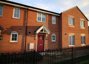 Thumbnail 2 bedroom town house for sale in Stonebridge Way, Calverton, Nottingham