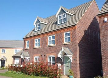 Thumbnail 3 bed semi-detached house for sale in Sandy Hill Lane, Moulton, Northampton