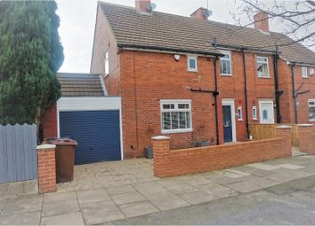 Thumbnail 3 bed semi-detached house for sale in Park Avenue, Gosforth
