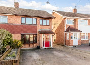 Thumbnail 3 bed semi-detached house for sale in Buller Road, Laindon, Essex