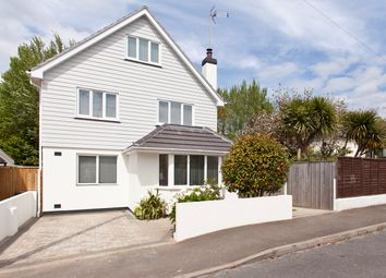 Thumbnail 4 bedroom detached house for sale in Sherwood Avenue, Poole