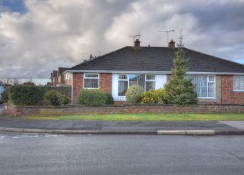 Thumbnail 2 bed semi-detached bungalow for sale in Sandsacre Avenue, Bridlington