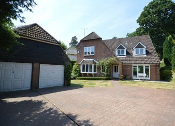 Thumbnail 4 bed detached house to rent in Beech Hill, Headley Down, Bordon