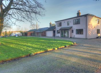 Thumbnail 4 bed detached house for sale in Market Stainton, Market Rasen