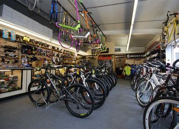 Thumbnail Commercial property for sale in Cycle Shop Business, Bungalow, Alfreton, Derbyshire