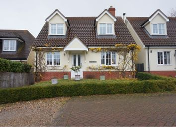 Thumbnail 3 bed detached house for sale in Bowl Corner, Battisford Tye
