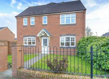 Thumbnail 3 bed semi-detached house for sale in Marlborough Road, Hadley, Telford