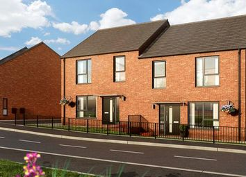"Thumbnail 4 bed property for sale in ""The Redmire At Brearley Forge, Sheffield"" at Falstaff Crescent, Sheffield"
