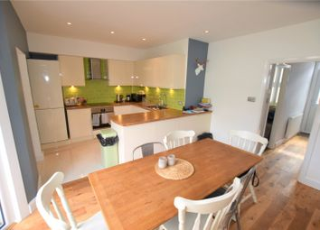 Thumbnail 3 bed terraced house to rent in Aylett Road, London