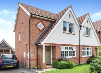 Thumbnail 3 bed semi-detached house for sale in Hughes Gardens, Bideford