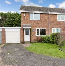 Thumbnail 2 bedroom semi-detached house for sale in Gifford Close, Chard