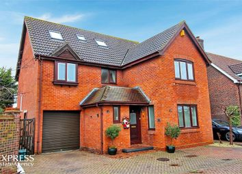 Thumbnail 6 bed detached house for sale in Gladden Fields, South Woodham Ferrers, Chelmsford, Essex