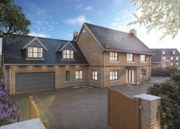 Thumbnail 5 bedroom detached house for sale in Ebford Lane, Ebford, Devon
