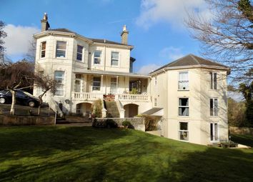 Thumbnail 1 bedroom flat to rent in Barrington Road, Torquay