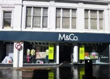 Thumbnail Retail premises to let in High Street, Wick