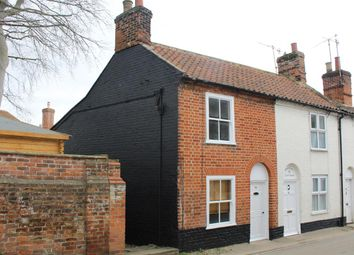 Thumbnail 1 bed cottage to rent in Hill View Terrace, Mill Lane, Woodbridge