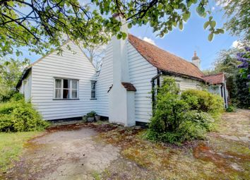 Thumbnail 3 bed cottage for sale in Horse Shoe Cottage, Harrow Road, North Benfleet, Wickford, Essex