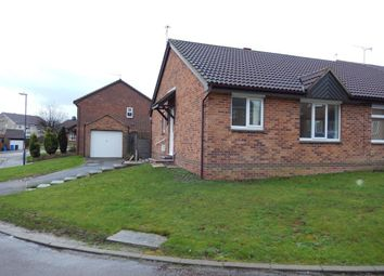 Thumbnail 2 bedroom bungalow to rent in Tuxford Close, Oakwood, Derby