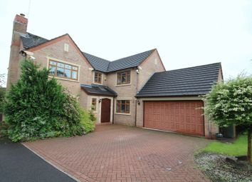 Thumbnail 5 bed detached house for sale in Crossmeadow Close, Norden, Rochdale
