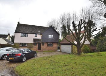 Thumbnail 4 bed detached house to rent in Greys Hollow, Rickling Green, Saffron Walden