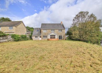 Thumbnail 5 bed detached house for sale in Broad View, Tondu, Bridgend