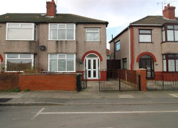 Thumbnail 3 bed semi-detached house to rent in The Precincts, Crosby, Liverpool
