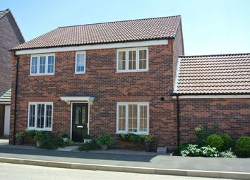 Thumbnail 4 bed detached house for sale in Musselburgh Way, Bourne, Lincolnshire