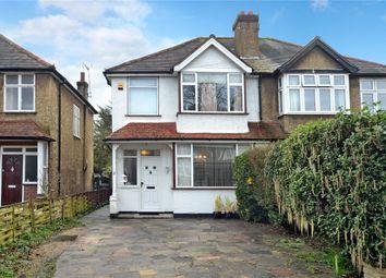 Thumbnail 3 bed semi-detached house for sale in Sandringham Road, Worcester Park