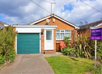 Thumbnail 2 bed detached bungalow for sale in Beverley Avenue, Canvey Island