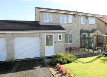 Thumbnail 3 bedroom semi-detached house for sale in Rowan Way, Woolwell