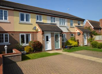 Thumbnail 2 bed terraced house for sale in Augustus Close, Colchester