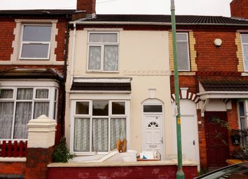 Thumbnail 3 bed terraced house to rent in Nelson Road, Dudley