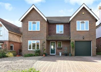 Thumbnail 4 bed detached house for sale in Cutbush Lane West, Shinfield, Reading