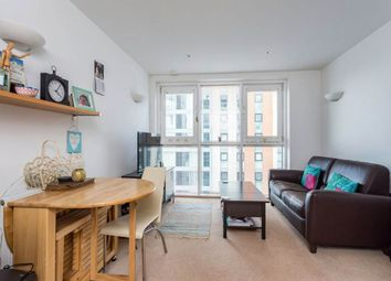 Thumbnail 1 bed flat to rent in Adriatic Apartments, 20 Western Gateway, Royal Victoria, London