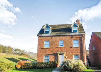 Thumbnail 4 bedroom detached house for sale in Wren Close, Corby