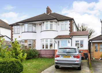 Thumbnail 3 bed semi-detached house for sale in Frankswood Avenue, Petts Wood