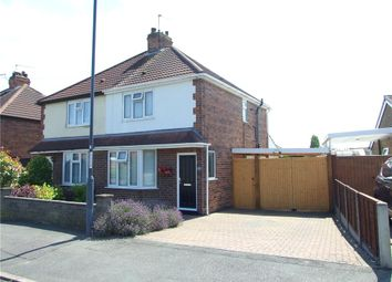 Thumbnail 2 bed semi-detached house for sale in Borrowfield Road, Spondon, Derby
