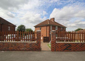 Thumbnail 2 bed semi-detached house for sale in Clarendon Road, Rotherham