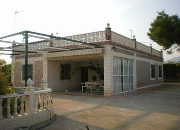 Thumbnail 4 bed villa for sale in Spain, Valencia, Alicante, Albatera