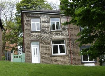 Thumbnail 2 bed end terrace house for sale in Worswick Cresent, Rawtenstall, Lancashire