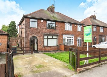 Thumbnail 3 bed semi-detached house for sale in Cromford Road, Langley Mill, Nottingham