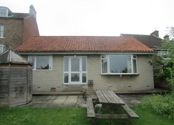 Thumbnail 2 bedroom bungalow to rent in Burgate, Pickering