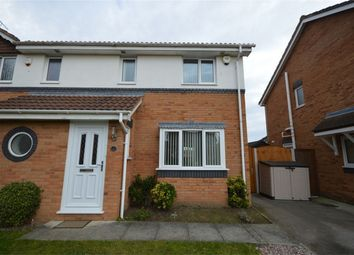 Thumbnail 3 bed semi-detached house for sale in Archers Green, Eastham, Wirral