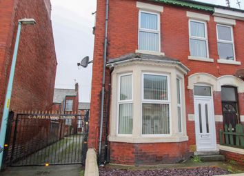 Thumbnail 3 bed terraced house to rent in Cambridge Road, Blackpool