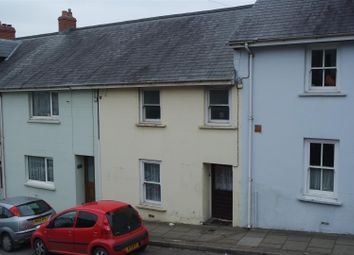 Thumbnail 2 bed terraced house for sale in Barn Street, Haverfordwest