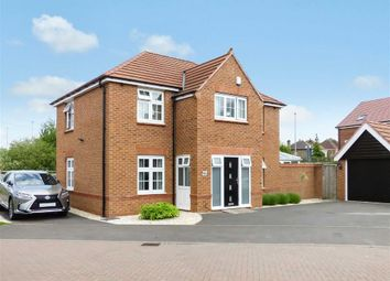 Thumbnail 4 bed detached house for sale in Lucas Rise, Churchbridge, Cannock